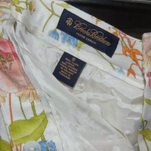 Brooks Brother's Linen Floral Pants